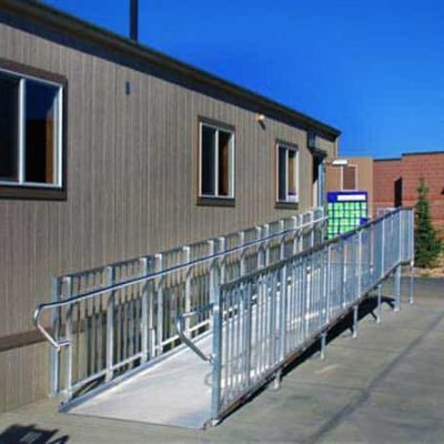 What Is The Cost Of A Permanent Wheelchair Ramp?